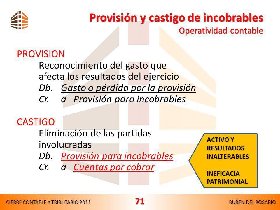 Exigencias legales y reglamentarias (3) Reglamento, Art.33°: (…) En consecuencia, salvo que la Ley o el Reglamento condicione la deducción al registro