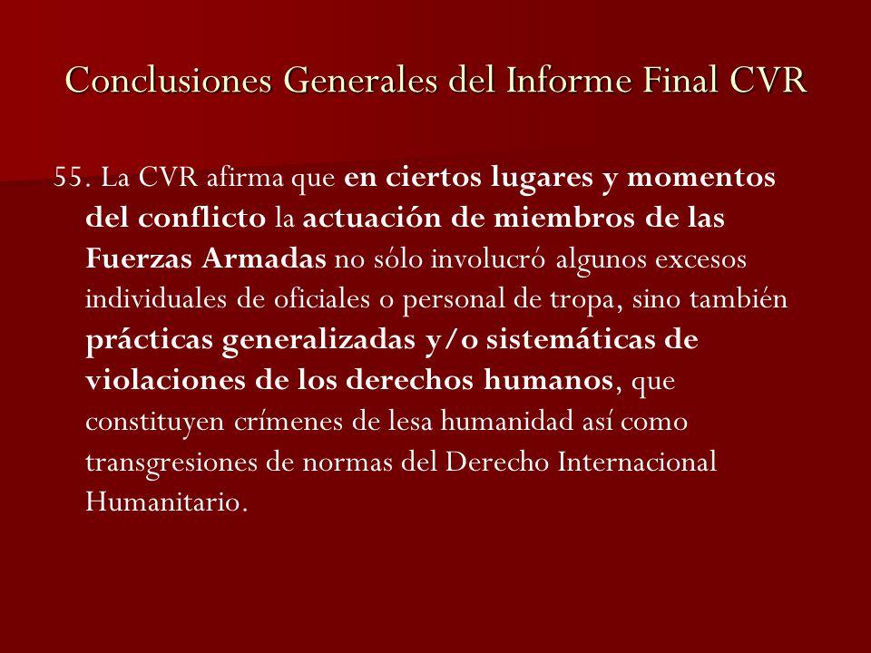 Las investigaciones La Comisión Investigadora del Senado de la República, formada el 23 de mayo de 1988.