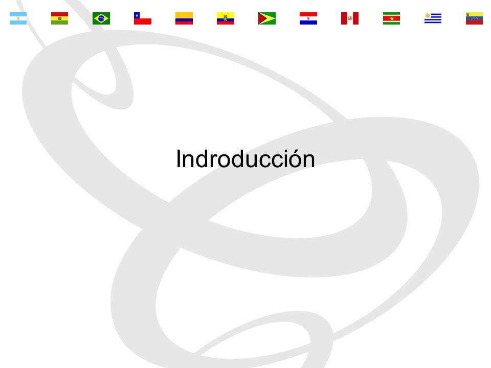 Introducción IIRSA es una iniciativa de los doce países soberanos de Sudamérica para la integración física en las áreas de transporte, telecomunicaciones y energía con el objetivo de promover el desarrollo sostenible de la Región a través del desarrollo de infraestructuras IIRSA se originó en la 1ª Reunión de Presidentes de América del Sur, realizada durante el 2º semestre de 2000 en la ciudad de Brasilia, Brasil IIRSA es un mecanismo institucional dirigido a coordinar el trabajo de los países de la región en su proceso de integración física Las tres agencias multilaterales de la Región (BID, CAF y FONPLATA) están apoyando la Iniciativa desde el inicio a través de su presencia en el Comité de Coordinación Técnica (CCT)