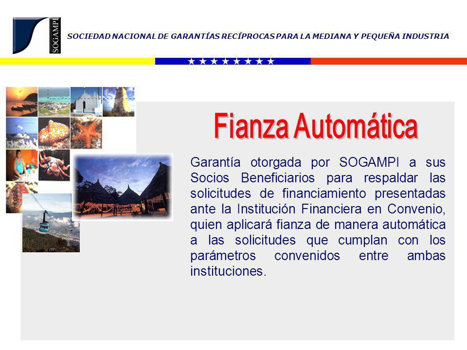 SOCIEDAD NACIONAL DE GARANTÍAS RECÍPROCAS PARA LA MEDIANA Y PEQUEÑA INDUSTRIA 12 34