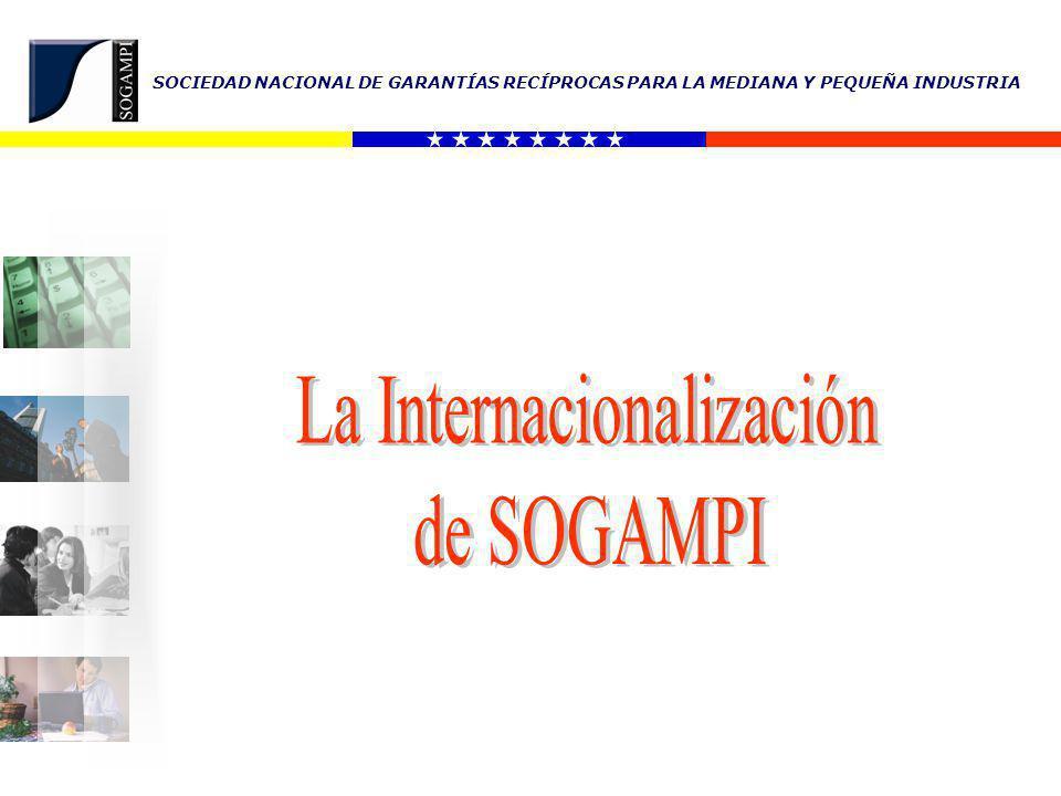 SOGAMPI, S.A., según comunicación emanada de SUDEBAN, bajo el Nro.