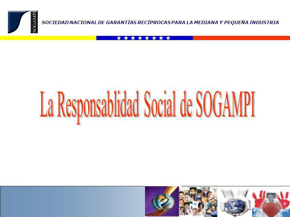 Principios de Responsabilidad Social Aplicados por SOGAMPI S.A.