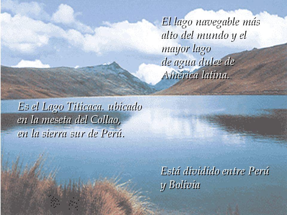 Allá en la región de los altos Andes peruanos: el silencio,la soledad, el frío, la inmensidad; son mudos guardianes de la magnificencia de este incomp