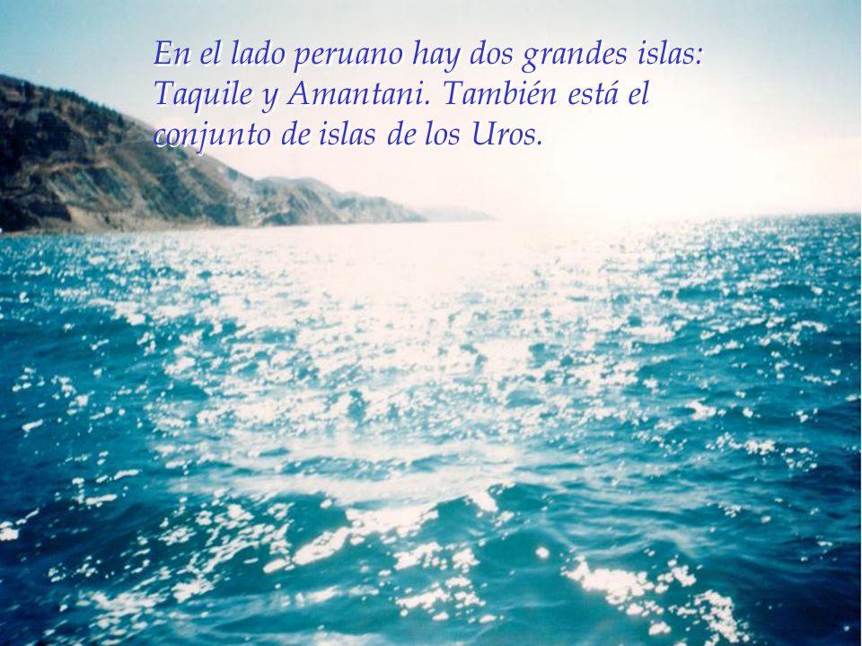 Entre las leyendas de este lago, se cuenta que el Inca Manco Capac, acompañado de su esposa Mama Ocllo surgieron de las aguas para fundar el Imperio I