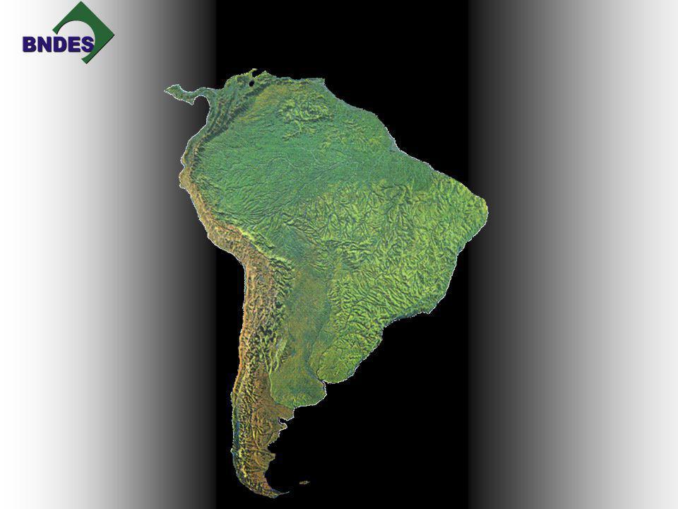 Integración de América del Sur Prioridad de la política externa brasileña Integración Comercial, Económica y Física Mercosur, Acuerdos Comerciales intraregionales Construcción de la base física/ infraestructura para una integración económica efectiva Asociaciones estratégicas empresariales