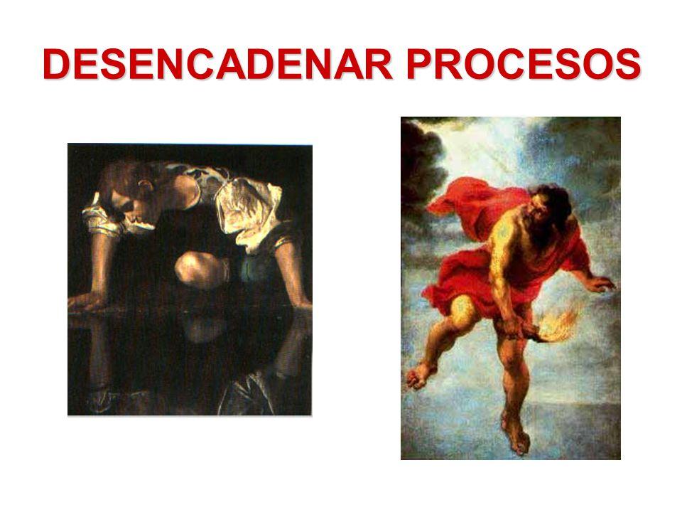 DESENCADENAR PROCESOS