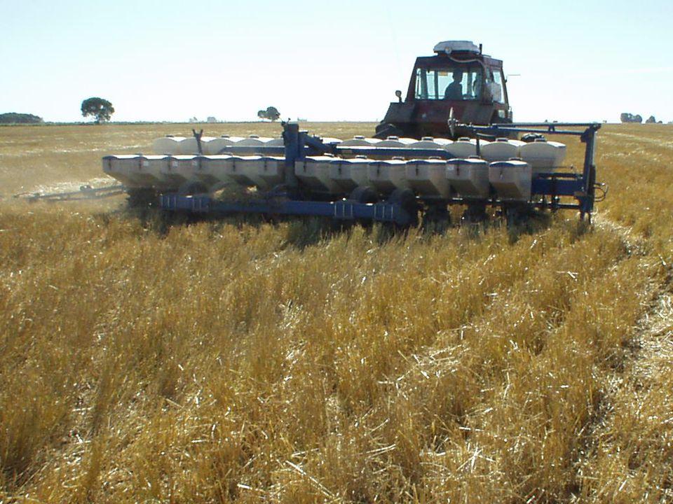 Fundamentos de la Agricultura Innovadora Segmentación de la actividad agrícola.