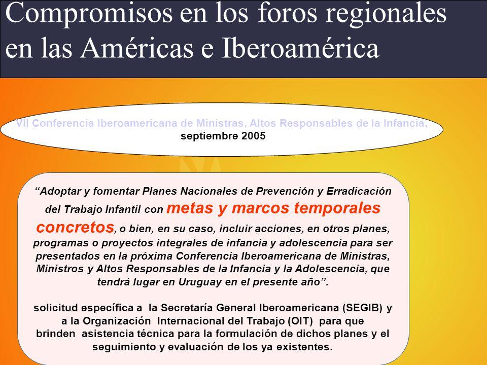 Programa IPEC en América Latina 1.