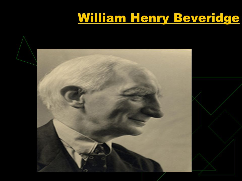 William Henry Beveridge