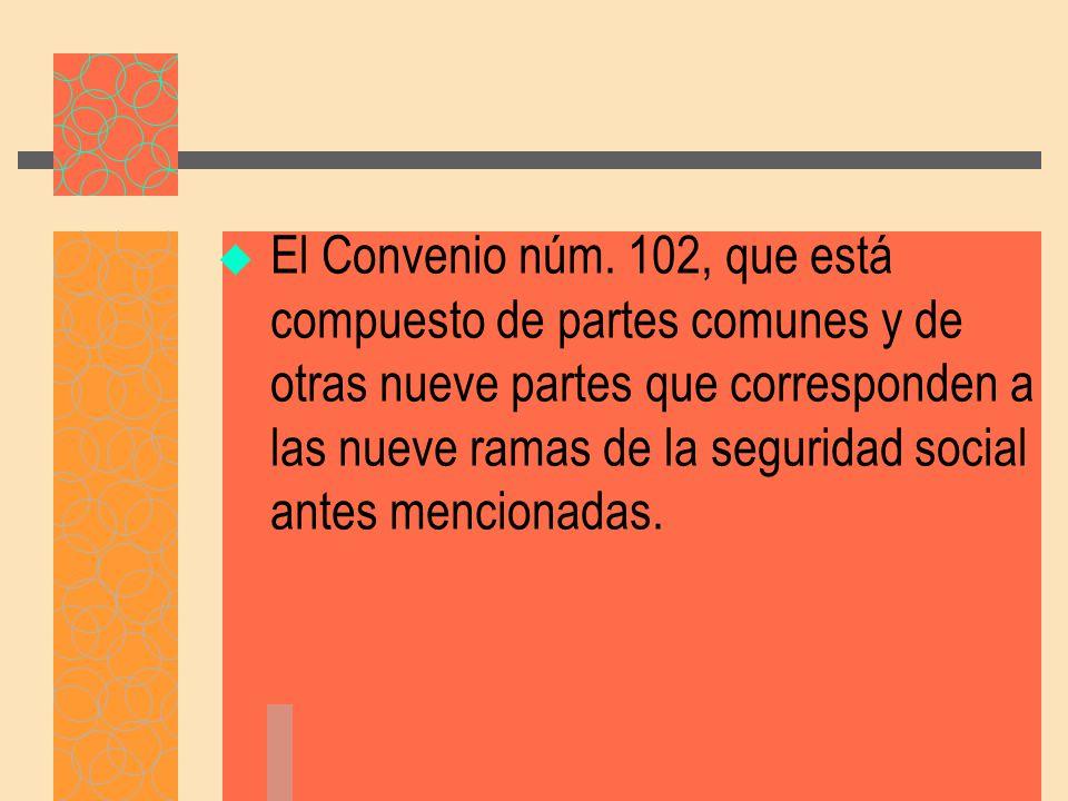 El Convenio núm.