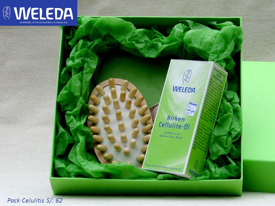 Pack Celulitis S/. 62