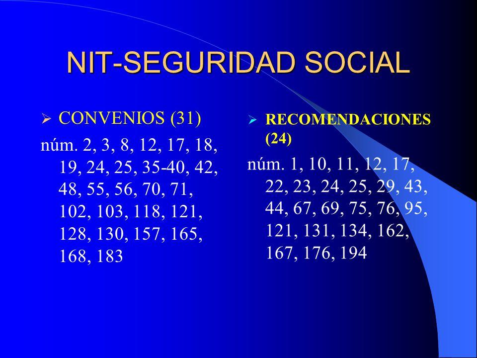 NIT-SEGURIDAD SOCIAL CONVENIOS (31) núm.