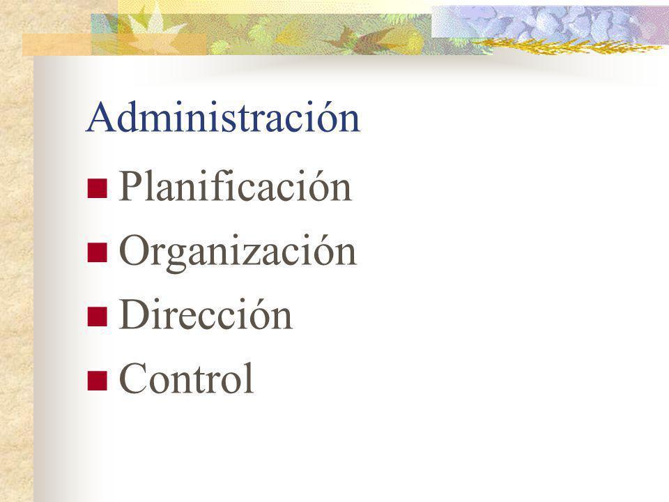Organización Mecanismos destinados a delimitar los campos de actuación de los individuos y grupos en una entidad, de manera que pueda lograrse el desenvolvimiento armónico del conjunto hacia la obtención de resultados y la consecución de objetivos