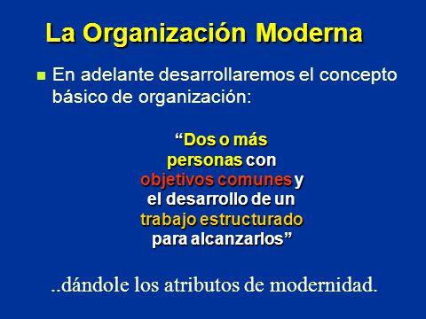Dos o más personas con objetivos comunes y el desarrollo de un trabajo estructurado para alcanzarlosDos o más personas con objetivos comunes y el desa