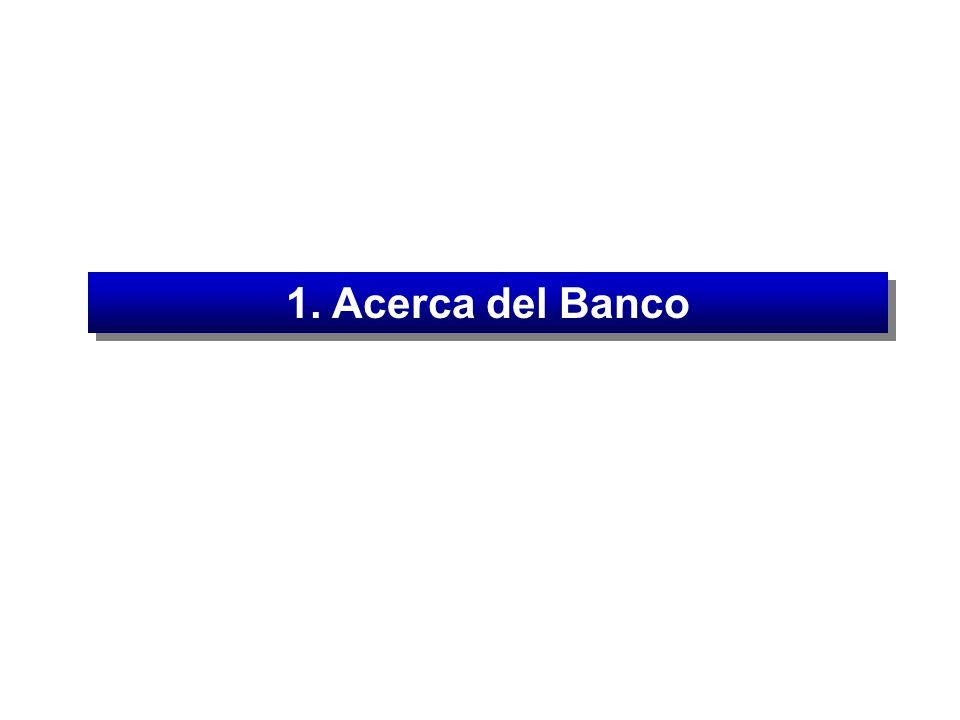 1. Acerca del Banco
