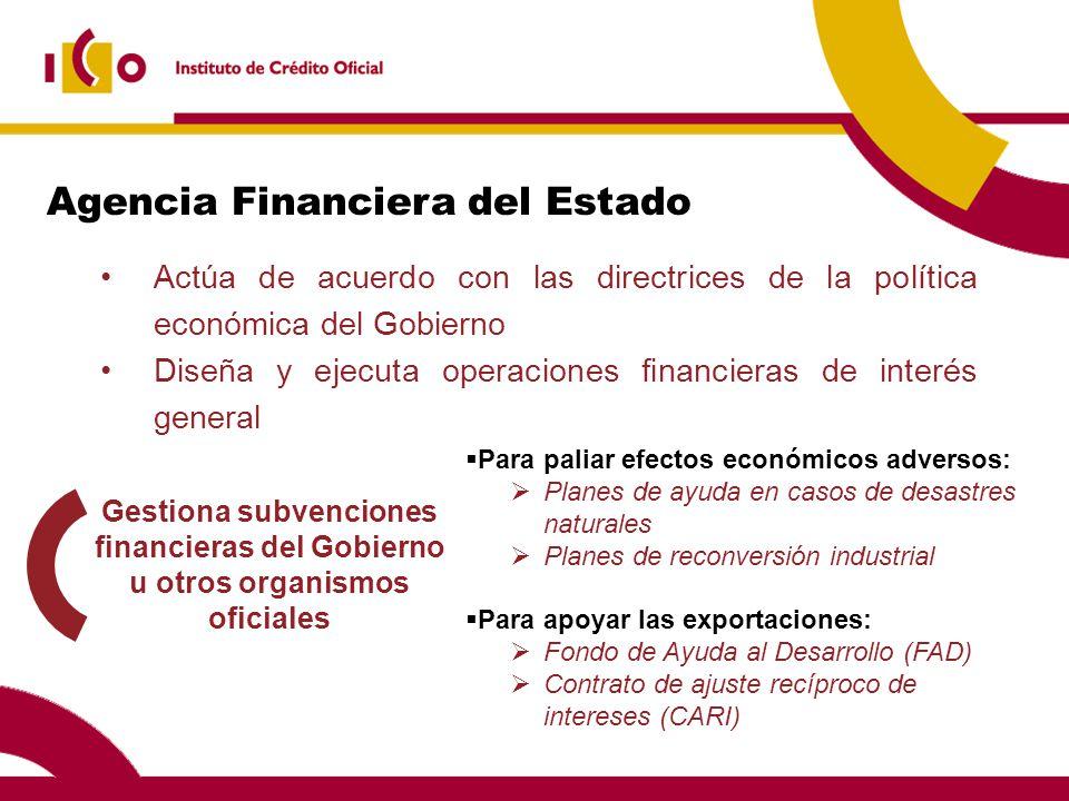 LINEA PARA LA INTERNACIONALIZACIÓN 2002-2003