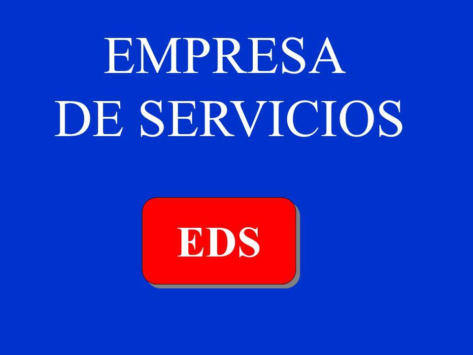 EDS EMPRESA DE SERVICIOS