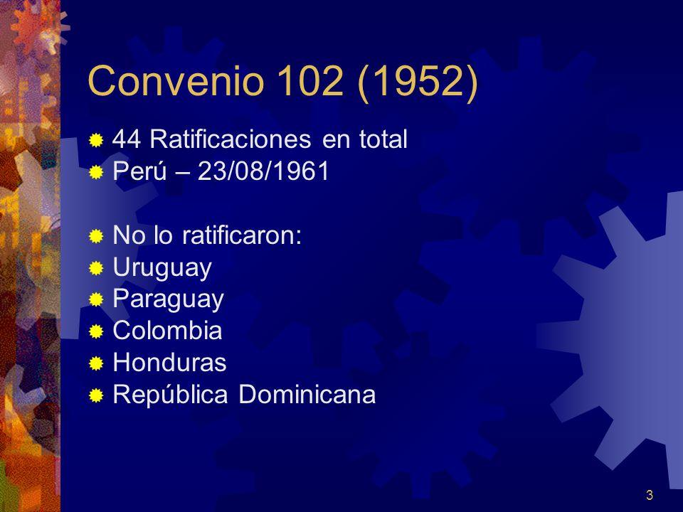 24 Montevideo, setiembre 2008 CONVENIO INTERNACIONAL 157 OIT CONSERVACION DE DERECHOS Dra.