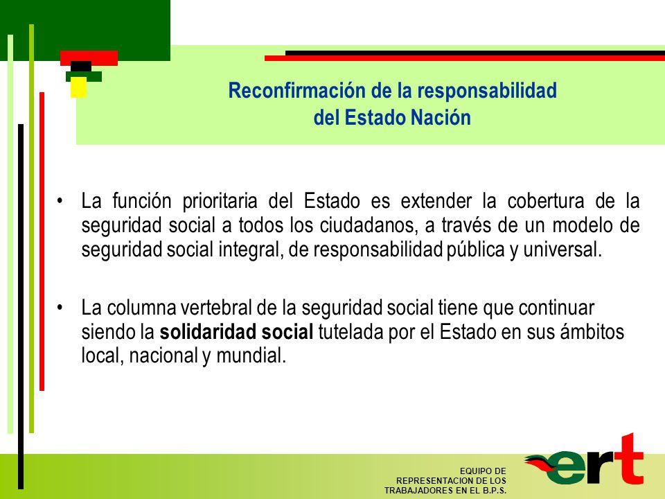55 EQUIPO DE REPRESENTACION DE LOS TRABAJADORES EN EL B.P.S.