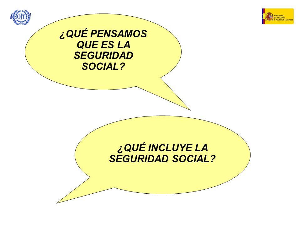 ¿QUÉ SIGNFICAN PARA NOSOTROS LOS PRINCIPIOS BASICOS DE LA SEGURIDAD SOCIAL.