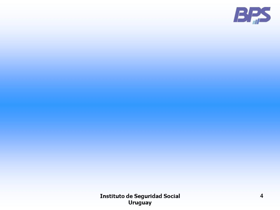Instituto de Seguridad Social Uruguay 45 Buenas Prácticas Creación de una base de personas corporativa del Banco Formulación del Modelo de Base de Datos de Historia Laboral con participación e involucramiento áreas sustantivas del Banco Validación del prototipo por las Áreas que van a otorgar la prestación de actividad o pasividad