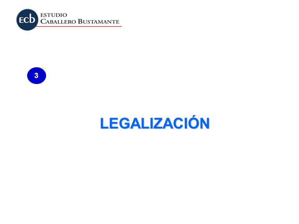 LEGALIZACIÓN 3