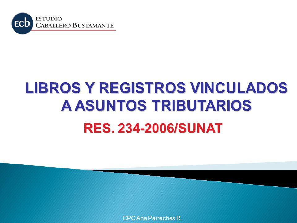 REGISTRO DE ACTIVOS FIJOS OBLIGADOS Contribuyentes generadores de rentas de tercera categoría pertenecientes al Régimen General Base Legal: Literal f) Art.22º del Reglamento de la Ley del Impuesto a la Renta.