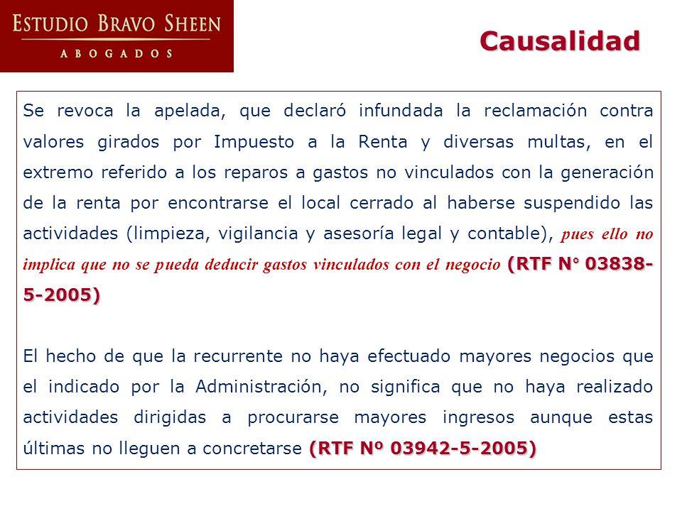 (RTF N° 03838- 5-2005) Se revoca la apelada, que declaró infundada la reclamación contra valores girados por Impuesto a la Renta y diversas multas, en