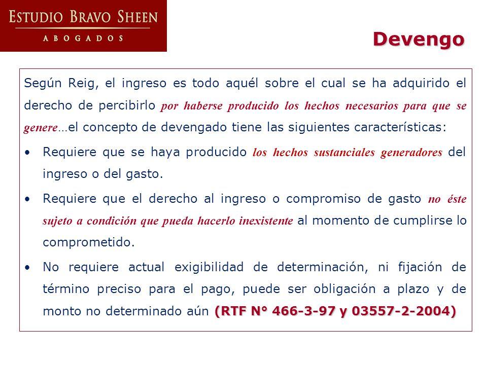 Causalidad (Informe N° 091- 2003-SUNAT/2B0000).