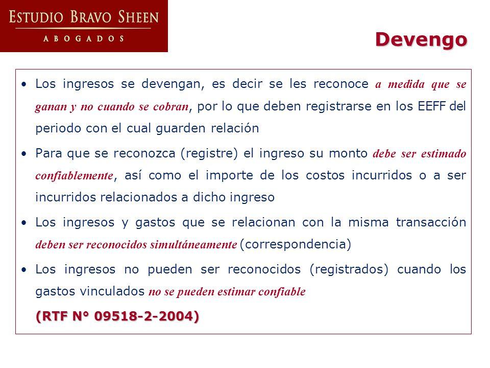 Ingresos por intereses (Oficio N° 134-2007-SUNAT/200000).