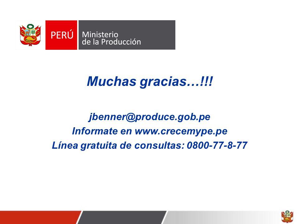 Muchas gracias…!!.