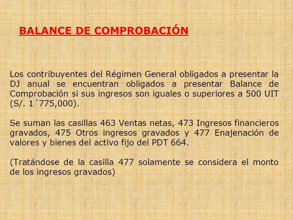 1. DISPOSICIONES DJ ANUAL 2009 – R.S N° 003-2010/SUNAT Los sujetos que hubieran obtenido rentas o pérdidas de tercera categoría como contribuyentes de