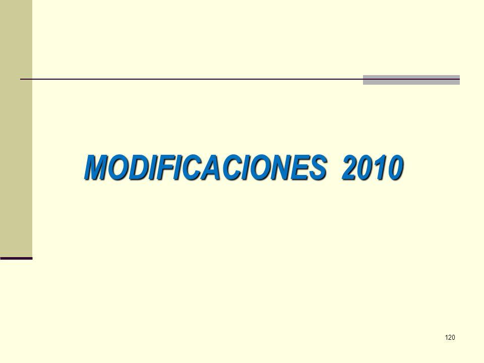 MODIFICACIONES 2010 120