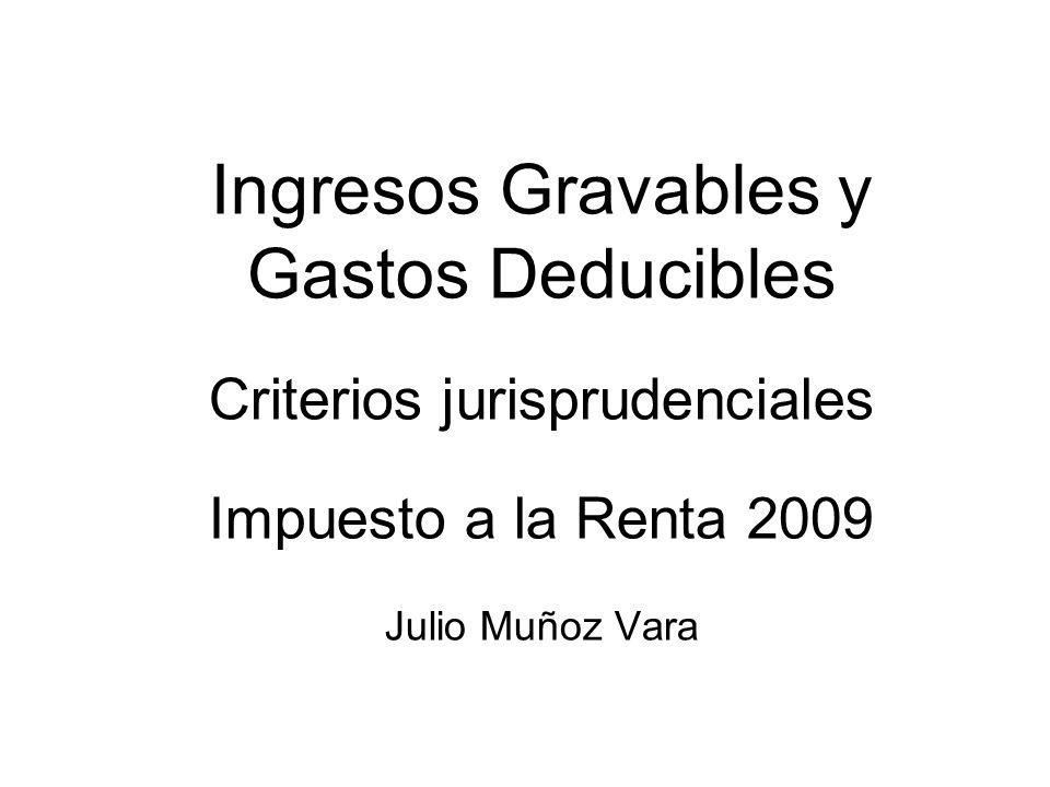 Gastos Representación (RTF N° 08634-2- 2001 ).