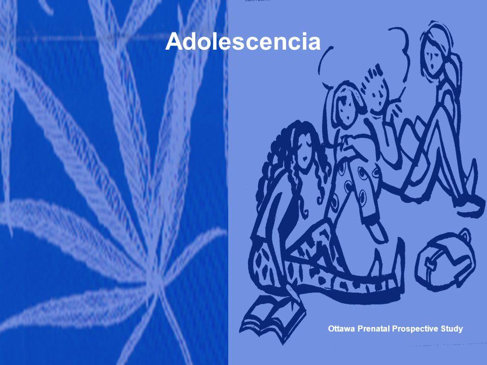 Adolescencia Ottawa Prenatal Prospective Study