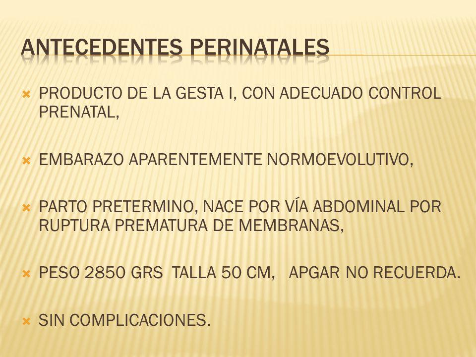 ORIGINARIO Y RESIDENTE DEL D.F.