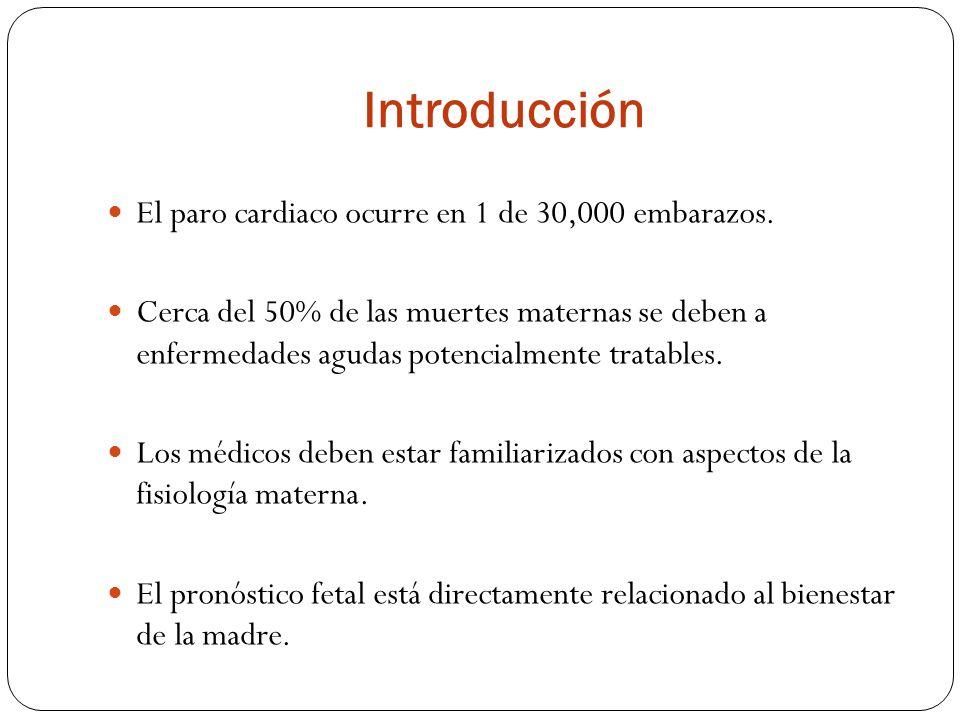 Trauma Mayor El estudio fetal primario prosigue después de la evaluación inicial y la estabilización de la madre.
