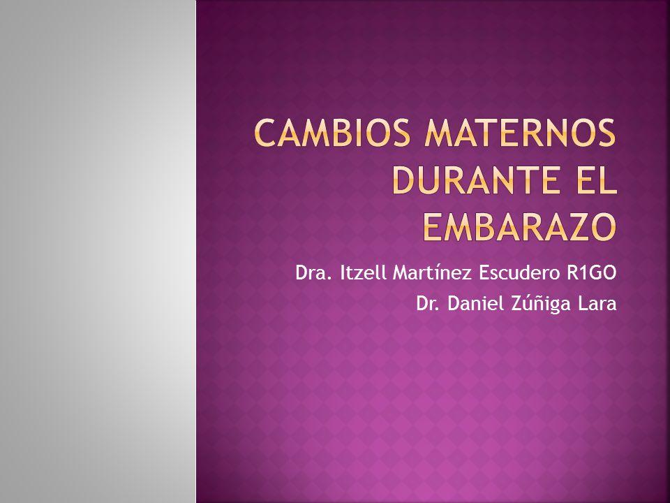 Dra. Itzell Martínez Escudero R1GO Dr. Daniel Zúñiga Lara