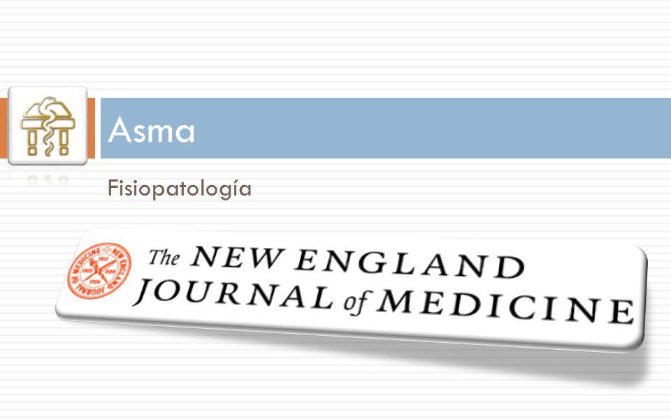 Fisiopatología Asma