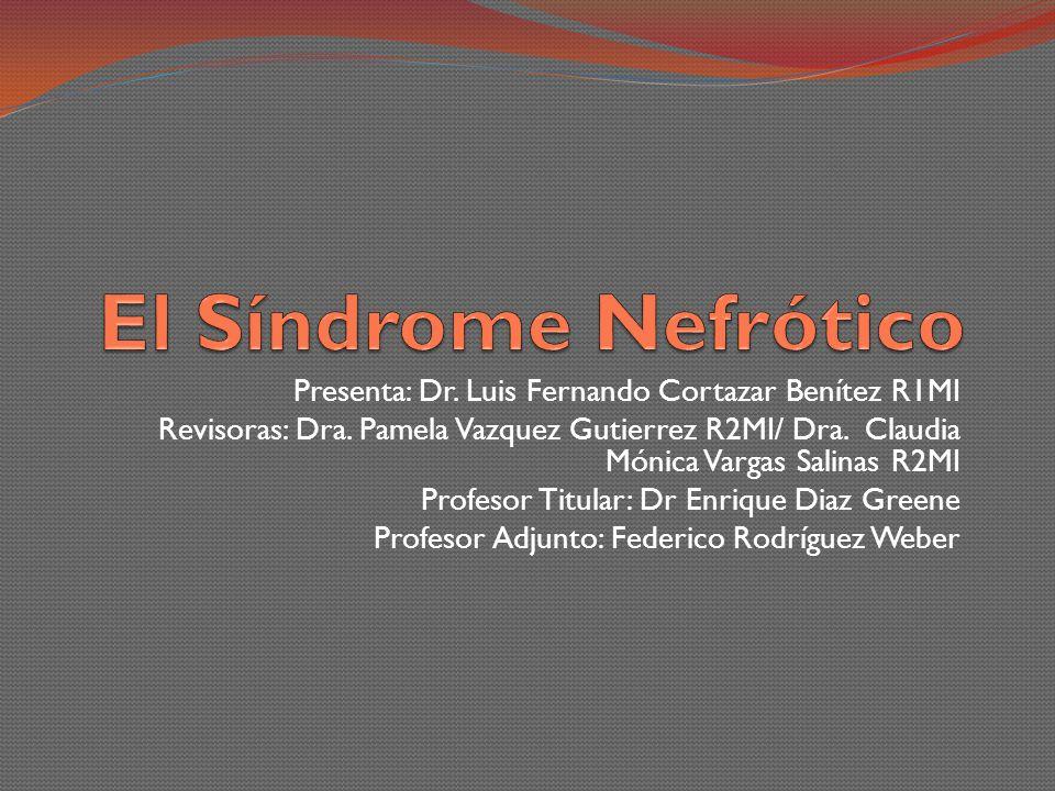 Presenta: Dr. Luis Fernando Cortazar Benítez R1MI Revisoras: Dra. Pamela Vazquez Gutierrez R2MI/ Dra. Claudia Mónica Vargas Salinas R2MI Profesor Titu