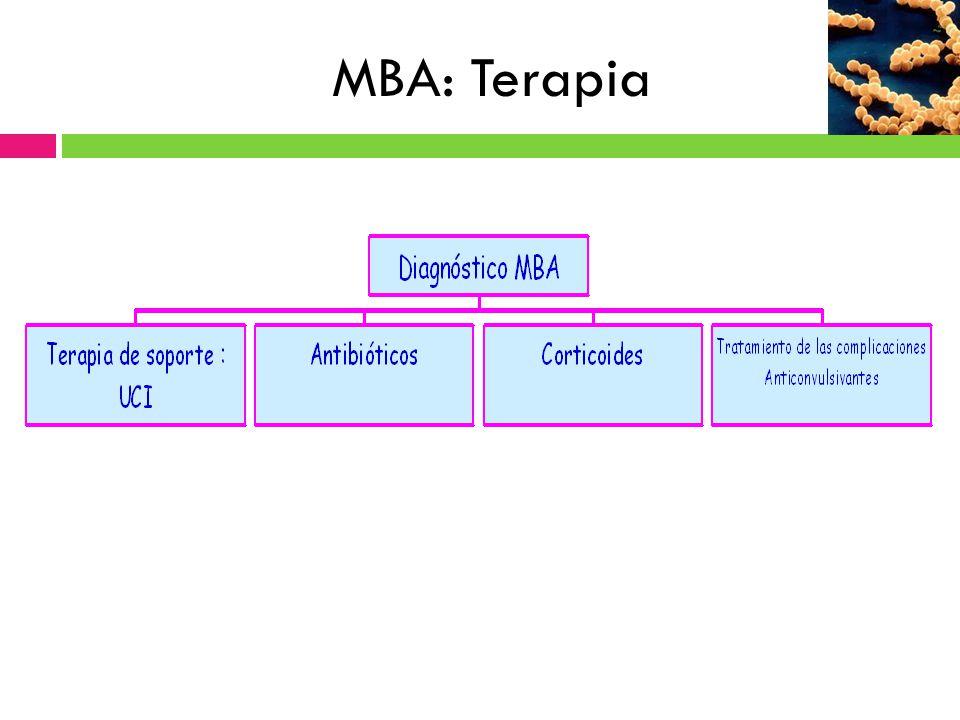 MBA: Terapia