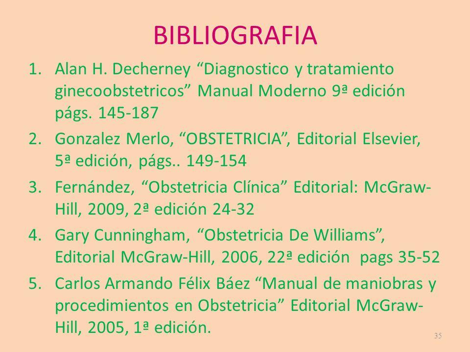 BIBLIOGRAFIA 1.Alan H.