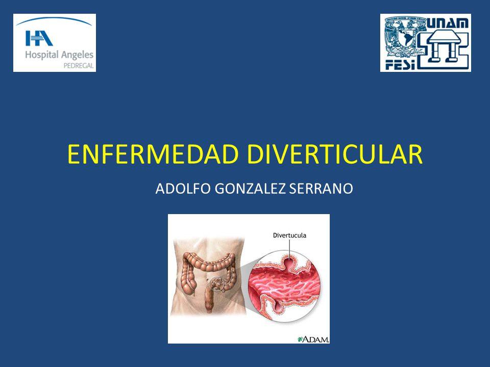 Antibióticos Jacobs D. Diverticulitis, Clinical Practice. N Engl J Med 2007;357:2057-66.