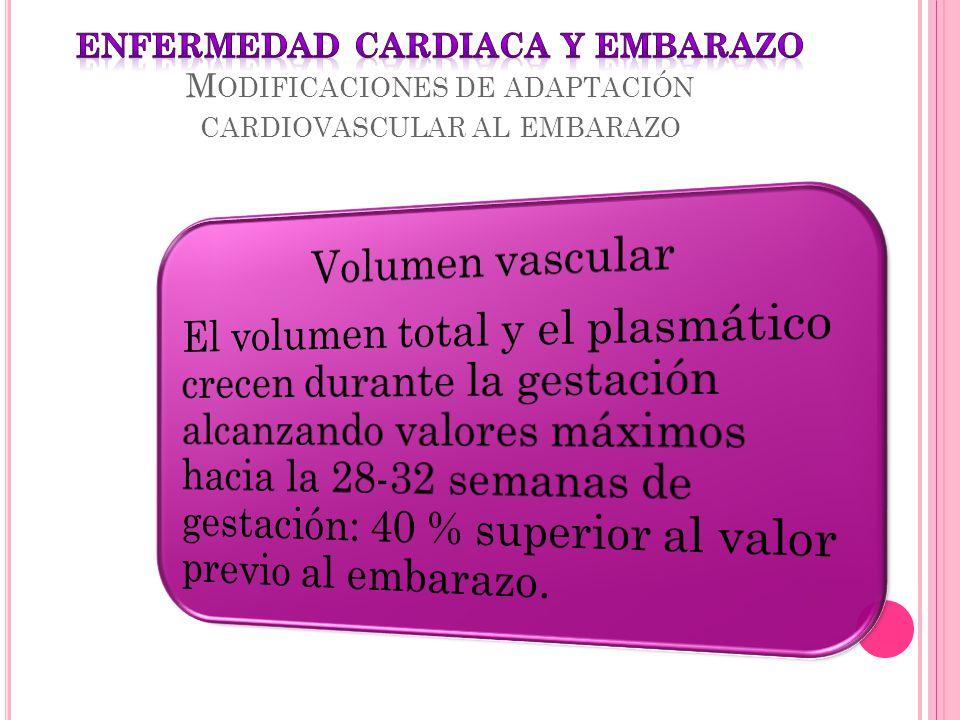 Coartación de la aorta.