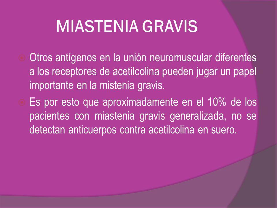 ANESTESIA Anticolinesterásicos