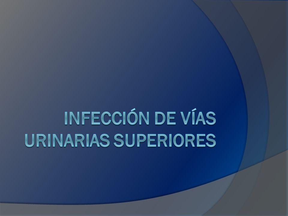 INTRODUCCION La infección no respiratoria bacteriana más frecuente Prevalencia 2-5 % Incidencia anual : niñas 3,1/1000 niños 1,7/1000 Varón/Hembra: <4-6m:niños 4:1 >3 años:niñas 10:1