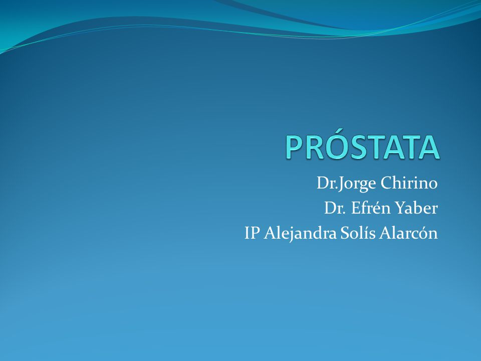 Tratamiento Prostactectomia radical Px con esperanza de vída mayor a 10 años Complicaciones: Incontinencia, estenosis, impotencia, muerte.