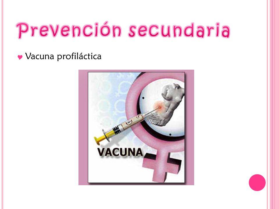 Vacuna profiláctica