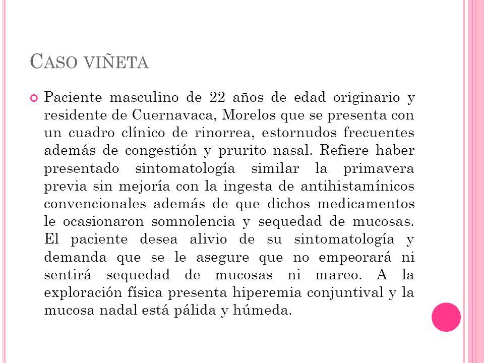 TAC.TAC de pacientes con sinusitis crónica.
