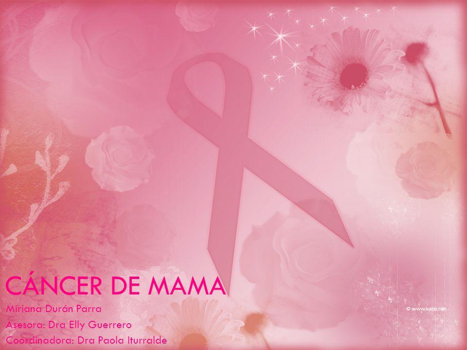 Tratamiento INVASOR Qx: segmentectomía o mastectomía + resección ganglios axilares o biopsia de ganglio centinela Radioterapia: >4 ganglios axilares positivos o T3